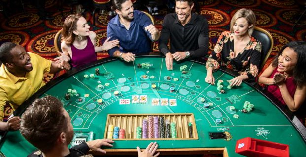 The Position on a Baccarat Table